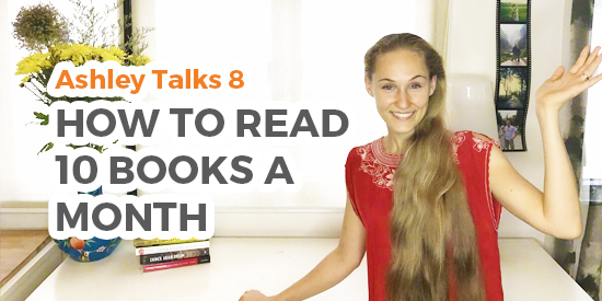 How to Read 10 Books a Month