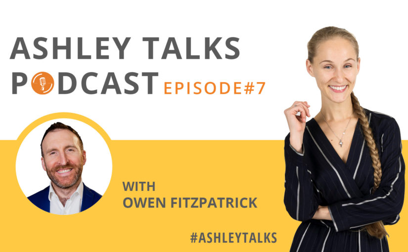 Episode 7: Owen Fitzpatrick – NLP for Storytelling, Branding and Leadership