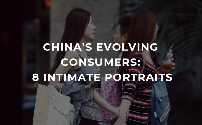 China's Evolving Consumers: 8 Intimate Portraits